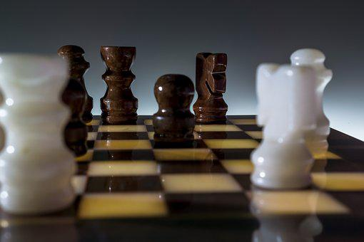 Chess, Play, Tactics, Board Game, Consider, Strategy