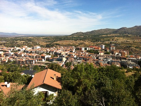 Béjar, City, Landscape