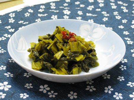 Takana Zuke, Pickles, Chopped