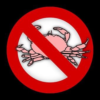 Crustacean, Allergy, Crab, Crawfish, Crayfish, Drink