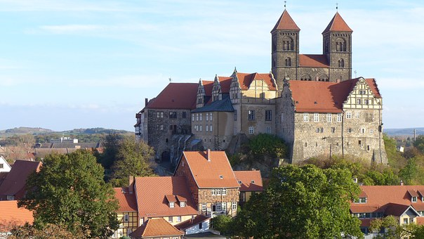 World Heritage Quedlinburg, Castle Quedlinburg, Elder