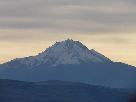 Hasan Dağı, Volcano, Mountain, Landscape, Hasan, Turkey
