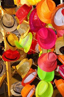 Hats, Headwear, Sun Protection, Head Decoration, Color