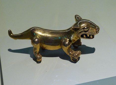 Gold, Historically, Golden, Figure, Jewellery