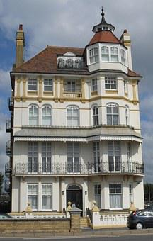 King, Gardens, Hove, England, City, Architecture