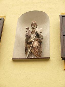 Fürstenfeld, Klostergasse, Augustinerhof, Christian