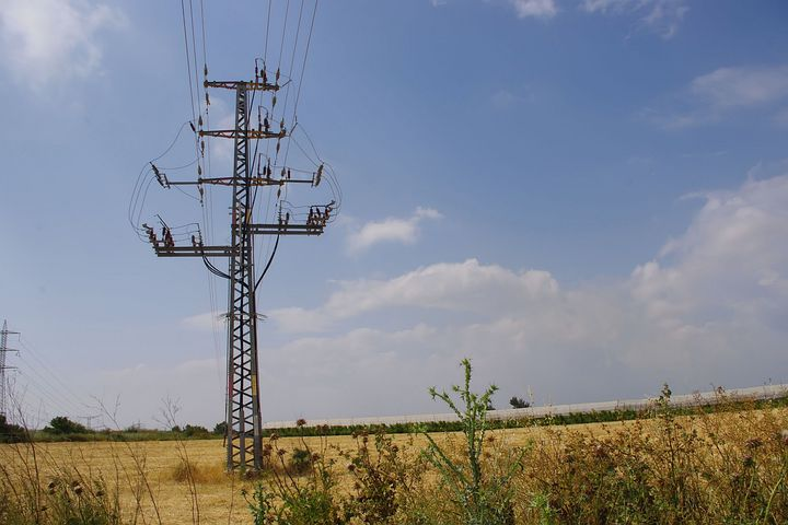 Power, Line, Cable, Electricity, Power Cable
