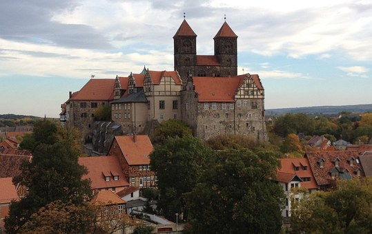 Quedlinburg, World Heritage, Old Town, Middle Ages