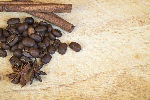 Coffee, Spices, Star Anise, Anise, Cinnamon