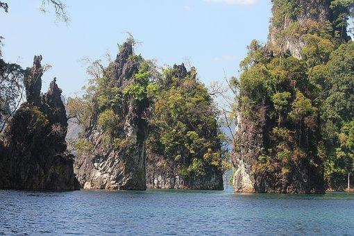 Koh Sok National Park, Thailand, Natural Scenery