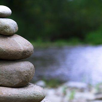 Nature, The Background, The Harmony, Zen, Pyramid, Yoga