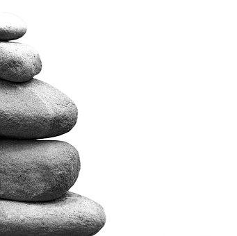 White, The Background, The Harmony, Zen, Pyramid, Yoga