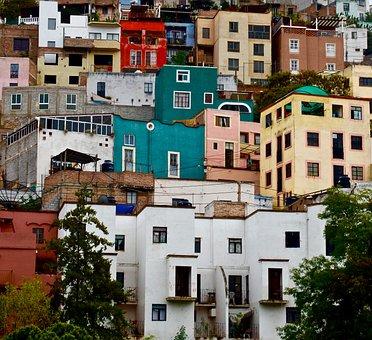 Architecture, Buildings, Urban, City, Design, House