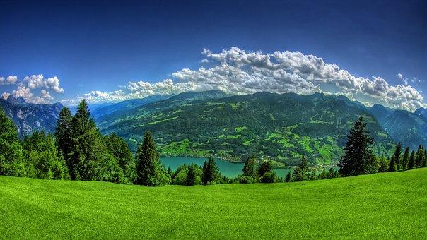 Beautiful Natural Image, Should Protect, Environment