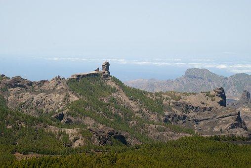 Roque I Nublo, Gran Canaria, Canary Islands, Nature