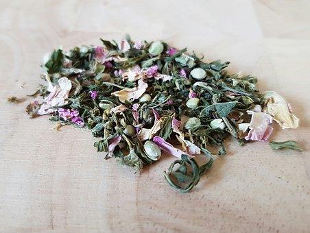 Hemp, Tea, Dried, Hemp Leaf, Cannabidiol, Cbd, Health