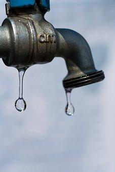 Water, Faucet, Detail, Resource, Drop, Fontana