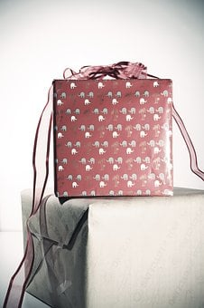 Christmas, Package, Gift, Gifts, Gift Box, Made, Loop