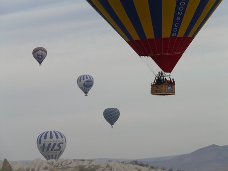 Gondola, Basket, Balloon Basket, Balloon Gondola