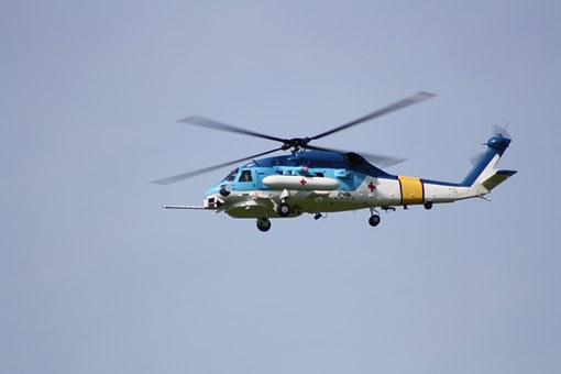 Rc Model Making, Helicopter, Model, Firehawk