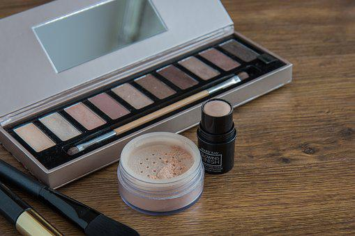Cosmetics, Colorful, Makeup, Powder, Shadows, Corrector