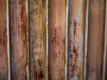 Texture, Background, Walls, Metal, Sheet, Surface