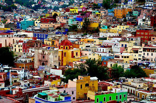 Mexico, Color, Mexican, Travel, Colorful, Tourism