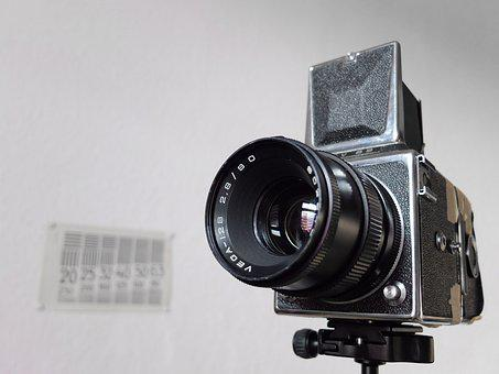Camera, Analog, Old, Retro, Vintage, Analog Camera