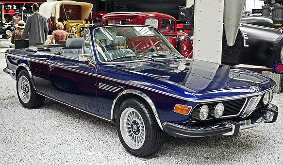 Dream Car, 1972, Bmw Csi-cabrio, 3 Liter Six Cylinder