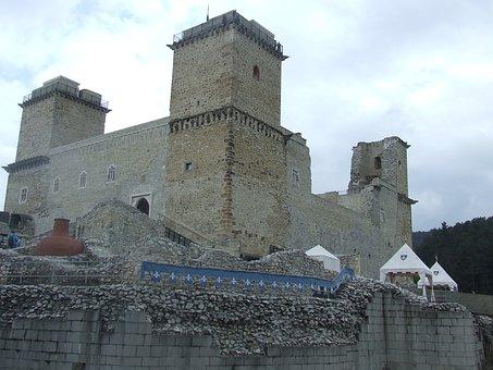 Miskolc Hungary, Castle Of Diósgyőr, Castle, Age Of