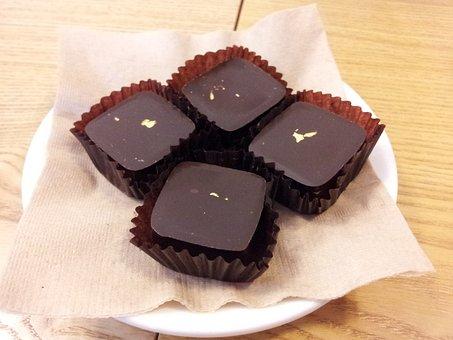 Food, Chokorit, Chocolates, Delicious