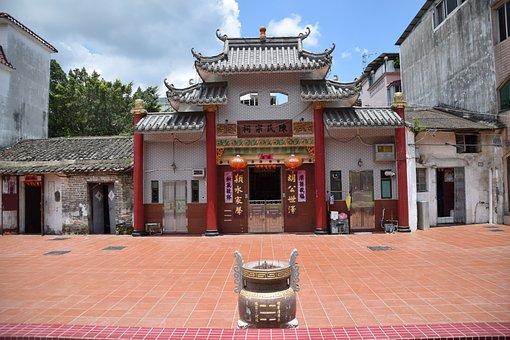 Fanling, Chan Village, Historical Building