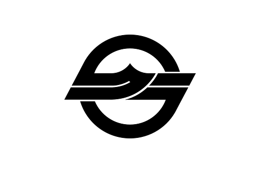 Flag, Kurashiki, Okayama, Japan, Asia