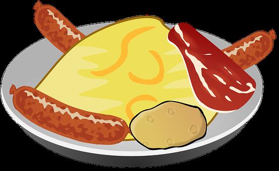 Dish, Food, Sausage, Mash, Mashed Potatoes, Potato