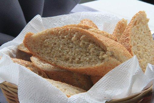 Bread, Mie, Piece