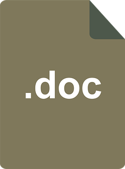 Document, Doc, Brown Doc, Icon, Button, Theme, Equal To