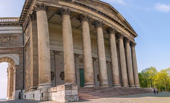 Esztergom, štúrovo, Slovakia, Hungary, Temple, Basilica