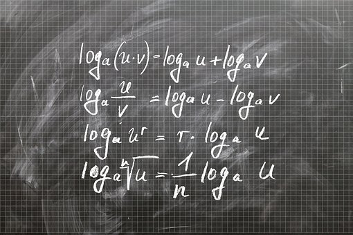 Logarithm, Board, Mathematics, Pay, Number, Exponent