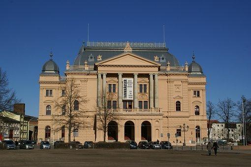 Mecklenburgisches Staatstheater, Schwerin, Mecklenburg