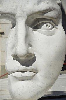 Marble, Carrara, Sculpture, Tuscany, Italy