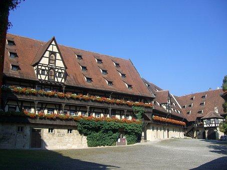 Old Royal Household, Hof, Bamberg, Bavaria