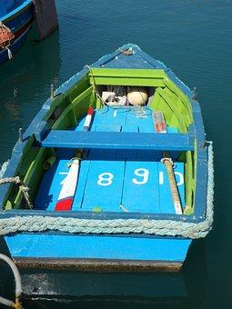Fishing, Port, Malta, Marsaxlokk, Colorful, Pay, Color