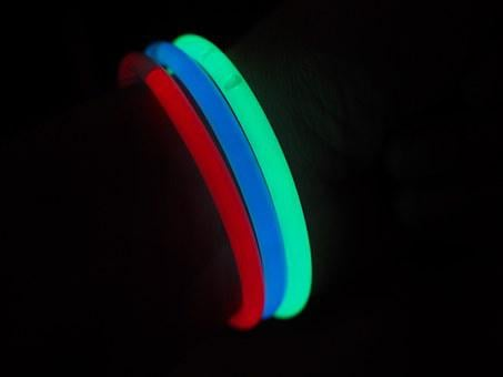 Glow Stick, Colorful, Light, Shining, Color, Lights