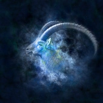 Horoscope, Astrology, Zodiac, Capricorn, Icon Images