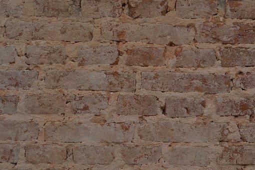 Wall, Apparent Brick, Home, Rustic
