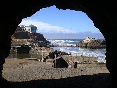 Sutro Bath, Ruins, San Francisco