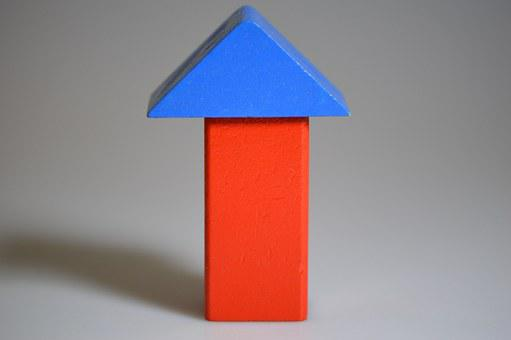 Wooden Toys, Building Blocks, Children, Play