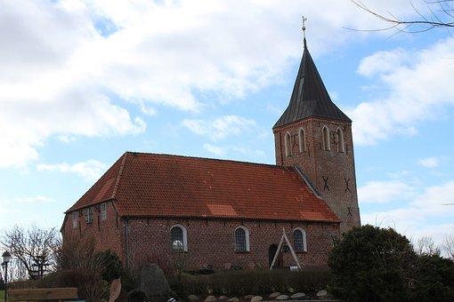 Church Of St Stephanus Blip, Church, Churches, Building