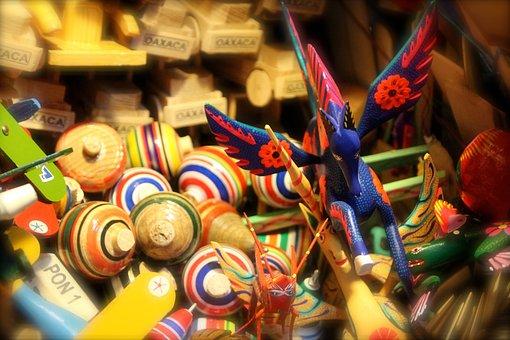 Wood, Colorful, Colors, Toys, Handmade, Artesany