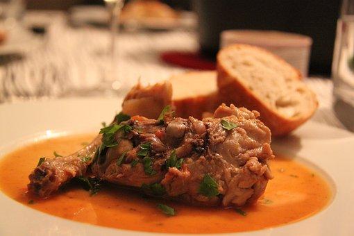 Osso Buco, Beef, Eat, Dinner, Italian, Fine Cuisine